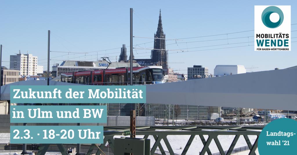 Ulm: Mobilitätszukunft in Baden-Württemberg