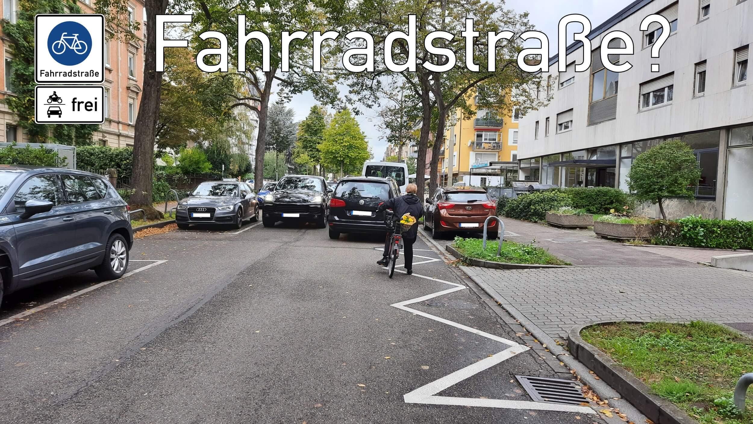 Fahrradstadt Karlsruhe?