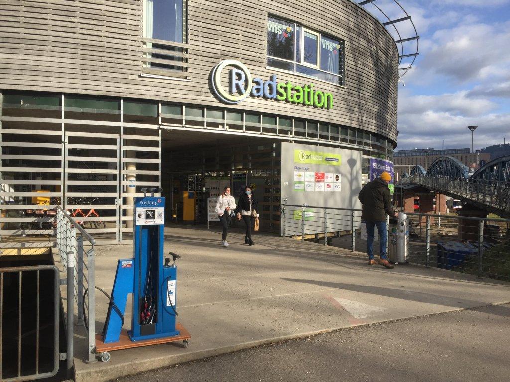 Die Nabe der Welt – Ein RADzentrum für Offenburg