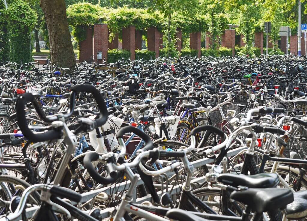 Baden-Baden: Platz fürs Rad, auch beim Bauen