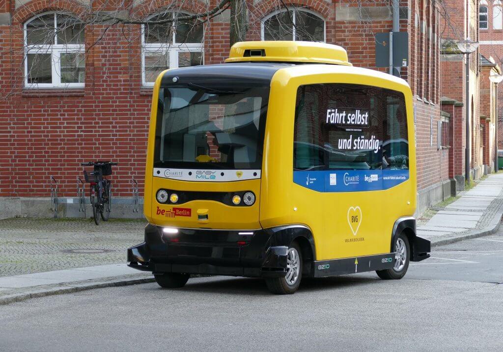 ÖPNV-Branchenverband begrüßt Gesetz zum autonomen Fahren