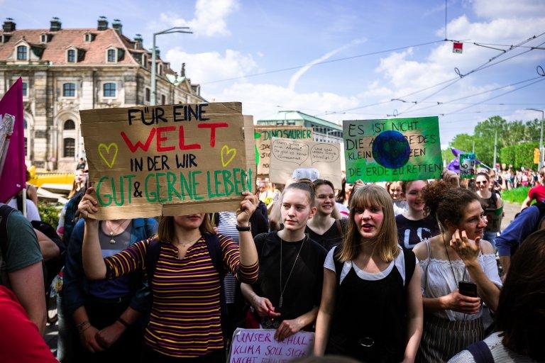 #AllefürsKlima am 24. September - Mobilitätswende-Allianz ruft mit Fridays for Future zum Klimastreik auf